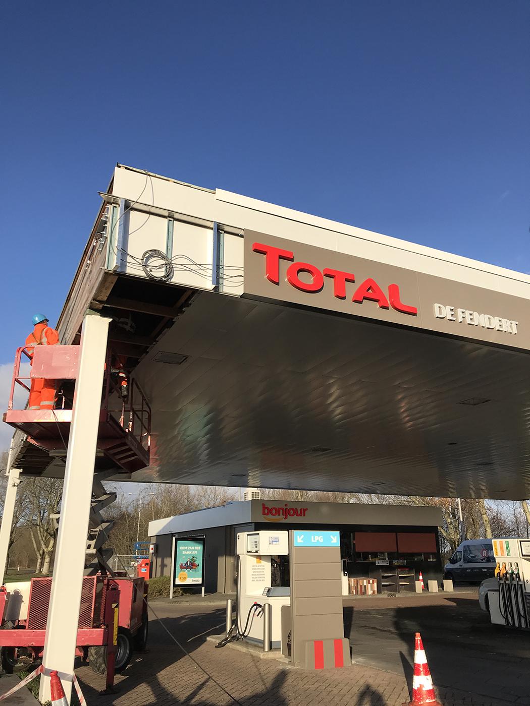 Total Tankstations